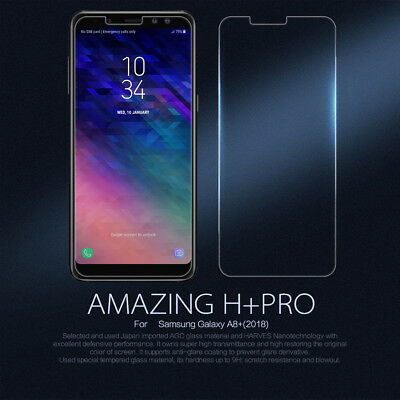 Nillkin For Samsung Galaxy A8+(2018) 9H H+Pro Tempered Glass Screen Protector