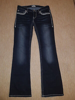 BUCKLE Daytrip Jeans Leo Boot Cut Size 27 R