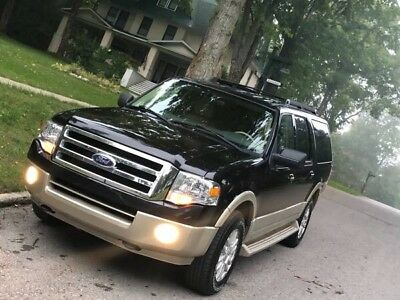 2010 Ford Expedition XLT 4WD 2010 Ford Expedition EL-Eddie Bauer Package Long Body 4X4 3rd Row!