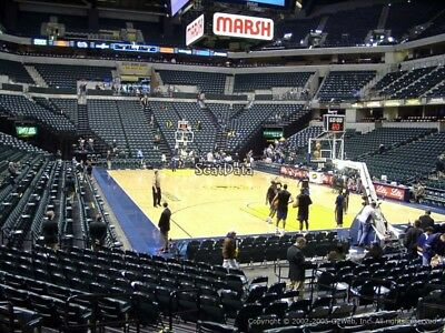 2 Tickets Chicago Bulls @ Indiana Pacers 3/5/19 Indianapolis, IN