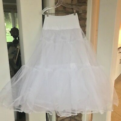 0148fc3520439 Davids Bridal Ball gown Slip Petticoat Size SMALL for Wedding Dress - worn  once