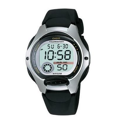 Casio LW200-1AV Ladies Digital Sports Watch Black New