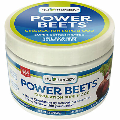 Power Beets Circulation Superfood with Nitric Oxide (30 Servings)