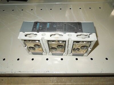 ABB SACE PR211 600A Trip Unit w/ LI Functions Lugs & Terminal Cover for S6 Used