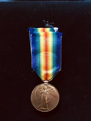 WWI Great War Medal.P.T.E. G.P.H.HALL A.S.C