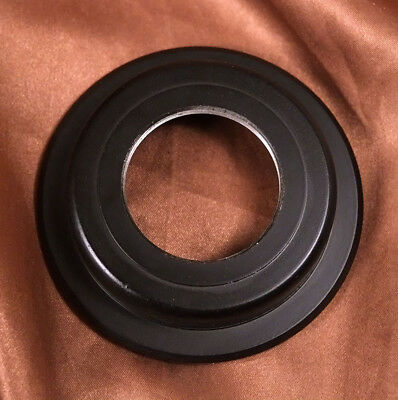 """Saunders LPL round lens board with m39mm threads and 1/2"""" extension"""