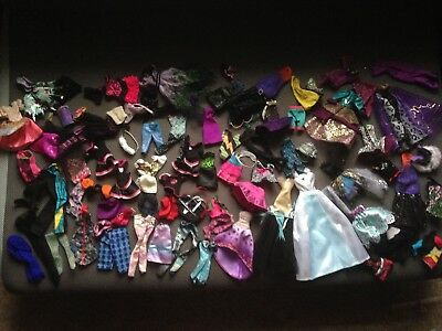 Monster High Ever After Doll Barbie Clothes Lot