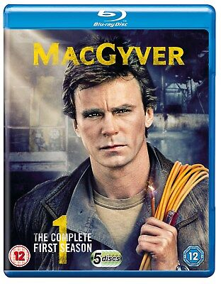 MacGyver: Season 1 (Box Set) [Blu-ray]