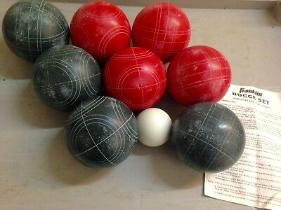 Franklin Classic Series, Bocce Ball Set