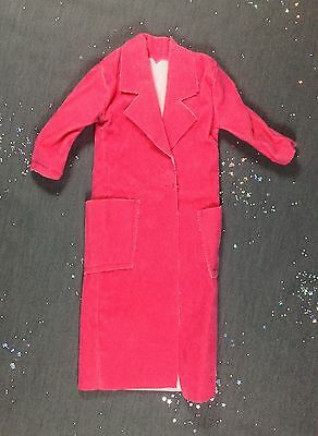 Jem and the Holograms Doll City Lights Jerrica Trench Coat Flip Side Fashion