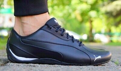 chaussure cuire puma noire homme 40 5