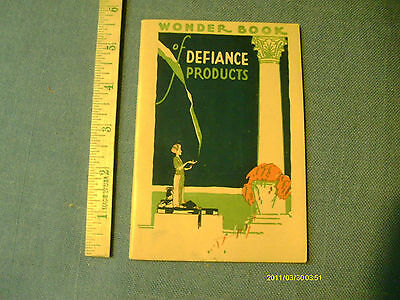 Defiance Starch Company / Wonder book of Defiance products / 1925
