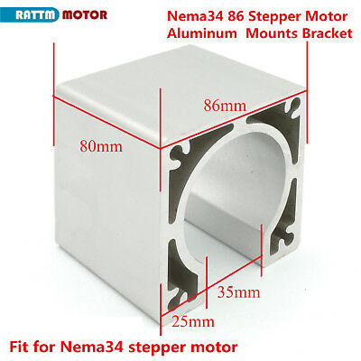 CAPT2011 NEMA 34 Stepper  Motor Mount CNC Milling Mill Drilling Router Machine