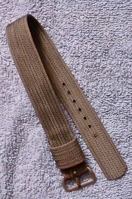 Military Watch Band