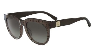 42b6ac5617c MCM 54MM ROUNDED Sunglasses Turtle Dove Visetos Made in Italy MSRP  246 -   95.00