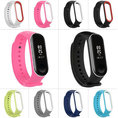 1PC Smart Watch Bracelet Replacement Band Wristband Strap for Xiaomi Mi Band 3