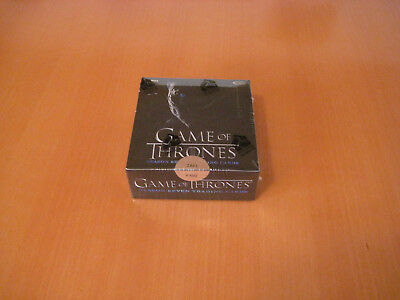 Game of Thrones Season 7 (24 Packs)  Trading Card Box