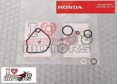 Honda Qr Qr50 New Genuine Carburetor Gasket Set