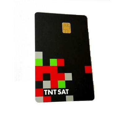 LOT DE 3 CARTES TNTSAT HD NEUVES , pour decodeur TNT SAT SATELLITE  ASTRA