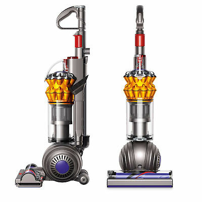 Dyson Small Ball Multi Floor Upright Vacuum | Nickel/Yellow | New