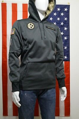 wholesale dealer 1d5f6 779a7 NIKE NFL SALUTE To Service Hoodie Philadelphia Eagles *NEU ...