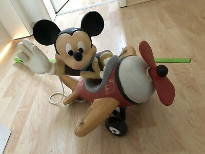 Disney Mickey Mouse Flieger Modell