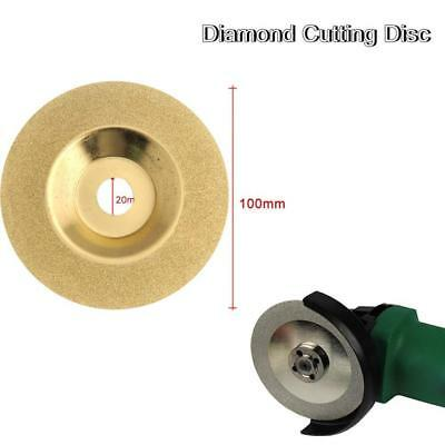 10pcs 30mm Diamond Saw Blade Cutting Discs With 2x Shank For Dremel Rotary-Tools
