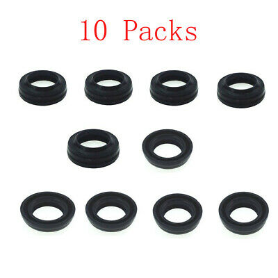 4x Wheel Balancer Machine Air Cylinder Rubber Dust Seal Tyre Changer Part 20mm