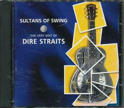"DIRE STRAITS ""Sultans Of Swing - The Very Best Of"" CD (HDCD)"