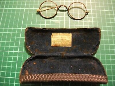 Collectible Vintage Spectacles Reading Glasses