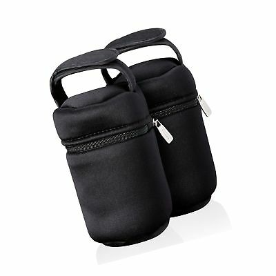 Tommee Tippee Insulated Bottle Bag, 2-Count Free Shipping