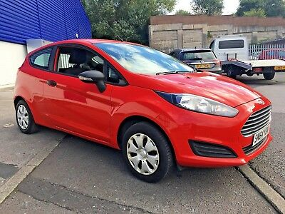 2014 Ford Fiesta Studio 1.25 Petrol 3Dr Damaged Repaired Ideal First Car