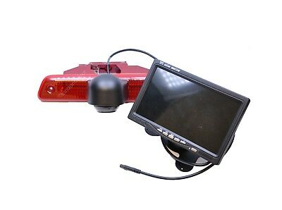 "Peugeot Expert Citroen Jumpy Toyota ProAce Brake Light Camera+ 7"" Dash Monitor"