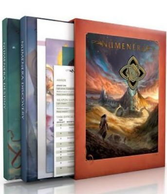 Numenera RPG - Discovery & Destiny Books in Slipcase