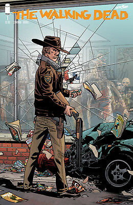 Walking Dead #1 15Th Annv Variant - Image Comics - Us-Comic - G794