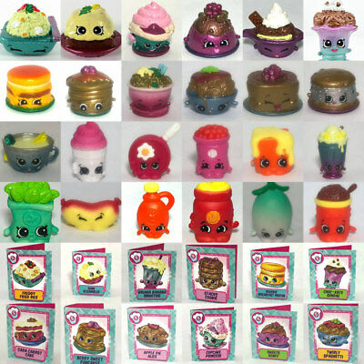 Shopkins Season 6 ULTRA RARE Wave 2 Pick From List COMBINED SHIPPING