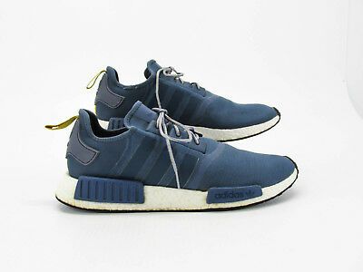 ADIDAS NMD C2 R2 Black Lifestyle Shoes Men's Size 13 Boost