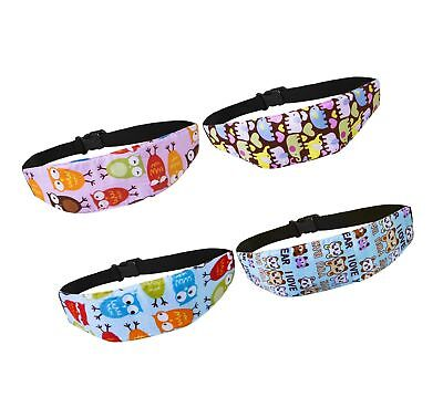 Leyaron 4 Pcs Toddler Car Seat Infants and Baby Head Support, C... Free Shipping