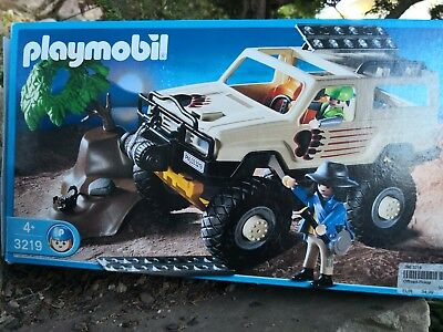 Playmobil Offroad Pickup 3219