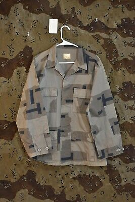 Rare Repro Experimental USMC Urban Warrior T MOUT Camo Jacket, Size Medium Reg?