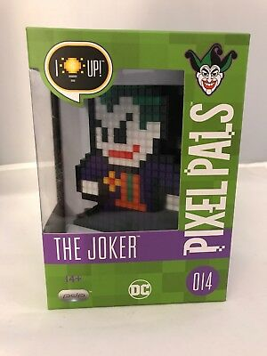PDP Pixel Pals DC Comics THE JOKER 014 Light Display