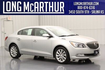 2016 Buick Lacrosse LEATHER GROUP FWD 3.6 V6 6 SPEED AUTOMATIC 4 DOOR SEDAN BLUETOOTH ENTERTAINMENT AND COMMUNICATIONS SYSTEM DUAL POWERED LEATHER SEATS