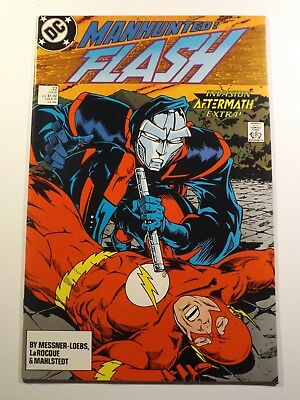 Flash (1987 2nd Series) #22  Combined Shipping