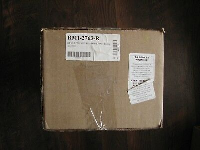 RM1-2763 Fusing Assembly HP Color LaserJet 2700 3000 3600 CP3505 NEW UNOPENED