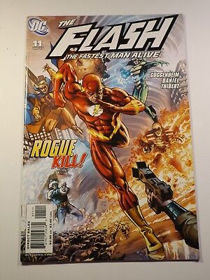 Flash Fastest Man Alive (2006) #11 Combined Shipping