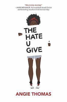 The Hate U Give by Angie Thomas (2017) [PDF] Fast Email Delivery