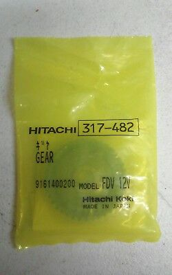 Hitachi 317-482 Gear For Hammer Drill