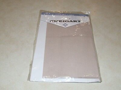 Zweigart 18 Count Aida Cloth for Embroidery and Cross Stitch - 36 x 45cm