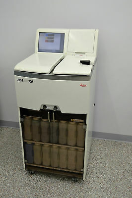 Leica ASP 300 Fully Enclosed Tissue Processor Histology Processing