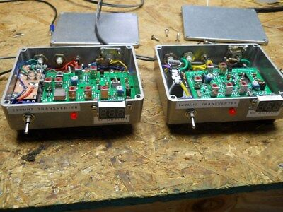 Transverters for 144mhz and 222mhz